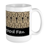 Picardy Shepherd Fan Mug