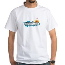 Chincoteague Island MD - Surf Design. Shirt
