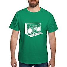 Baltimore Boombox T-Shirt