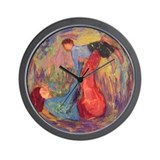 """Fun in the Sun"" Wall Clock"