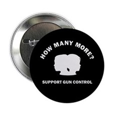 "How Many More 2.25"" Button (100 pack)"