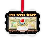 Pr Ntr Kmt Picture Ornament