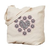 skull-heart-flowers.png Tote Bag