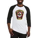 Punxsutawney Police Baseball Jersey