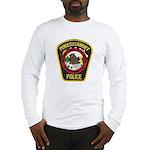 Punxsutawney Police Long Sleeve T-Shirt
