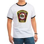 Punxsutawney Police Ringer T