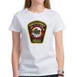 Punxsutawney Police Women's T-Shirt
