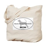 BT Coonhound MOM Tote Bag