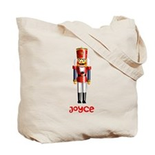 Personalized Nutcracker Tote Bag