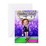 50th birthday greeting card - Still Nifty At 50
