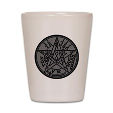 TETRAGRAMMATON Shot Glass