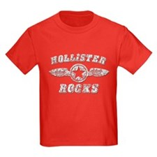HOLLISTER ROCKS T