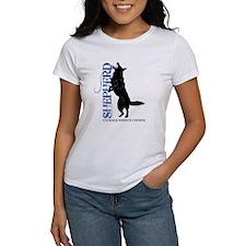German-Shepherd - FRONT-PNG T-Shirt