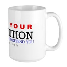 Defend Your Constitution Mug