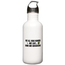 Not all who wander Water Bottle