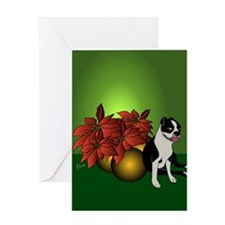 Season's Bliss Greeting Card