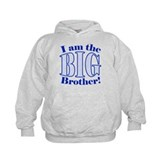 Big Brother Blue Hoodie