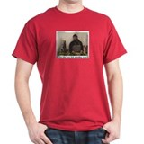 "Zarqawi ""Did you hear that"" Red T-Shirt"