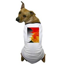 Autumn Leaves Dog T-Shirt
