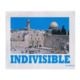 INDIVISIBLE Jerusalem Throw Blanket