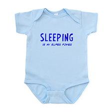 Super Power: Sleeping Infant Bodysuit