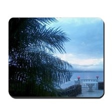 Dominican Republic Scene Mousepad