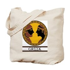 Greek Tote Bag