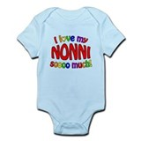 I love my NONNI soooo much! Onesie