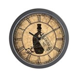 drink-me-bottle_clockl.jpg Wall Clock