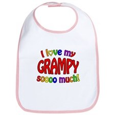 I love my GRAMPY soooo much! Bib