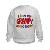 I love my GRAMPY soooo much! Sweatshirt