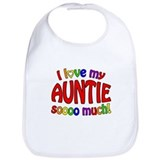 I love my AUNTIE soooo much! Bib