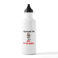 End of The World Survivor Water Bottle