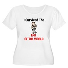 End of The World Survivor T-Shirt