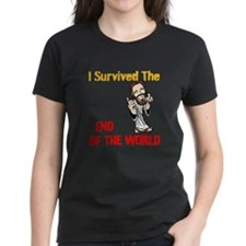 End of The World Survivor Tee