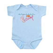 Cruisin' For A Cure Infant Bodysuit