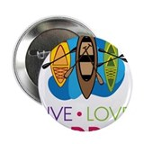Live Love Paddle 2.25&quot; Button