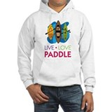 Live Love Paddle Jumper Hoody