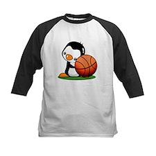 Basketball Penguin Tee