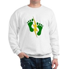 Green Feet 2 - PJ Sweatshirt