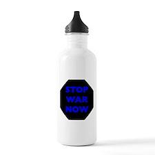 Stop War Now e8 Water Bottle