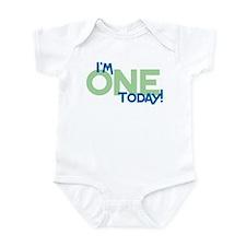 I'm One Today! Infant Bodysuit