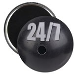 Bowling 24/7 Magnet