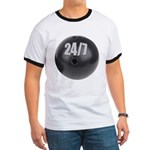 Bowling 24/7 Ringer T
