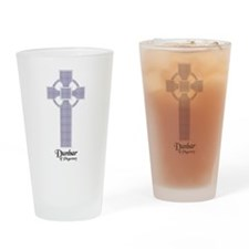 Cross - Dunbar of Pitgaveny Drinking Glass