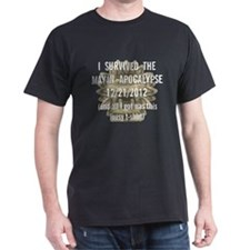 I Survived the Mayan Apocalypse T-Shirt