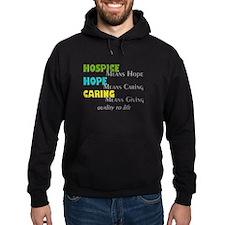 Hospice 2013 hope green blue.PNG Hoodie