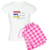 Hospice 2013 hope care red blue.PNG Pajamas