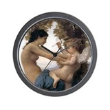 Cute Romantic Wall Clock
