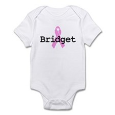 BC Awareness: Bridget Infant Bodysuit